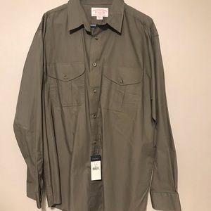Filson Feather Cloth Shirt - XL